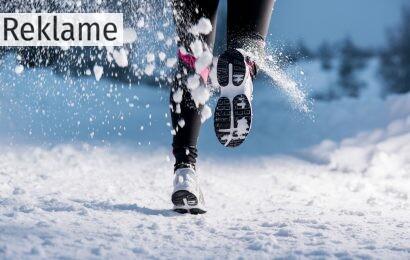 Hold dig varm under vinterens udendørs træning
