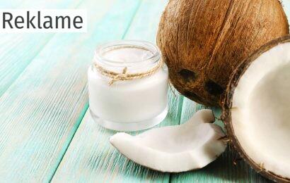 Top 8 over ting du kan bruge kokosolie til