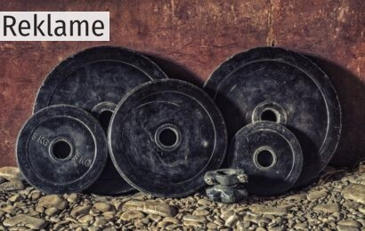 Hjemmetræning med vægte