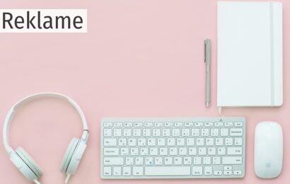 Gør arbejdsdagen foran computeren nemmere med et ergonomisk tastatur
