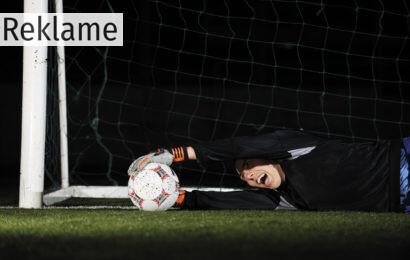Sådan bliver du en god fodboldmålmand