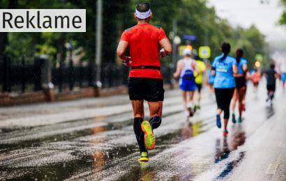 Bliv klar til dit første marathon