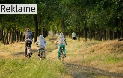 Tag børnene med på cykeltur eller cykelferie