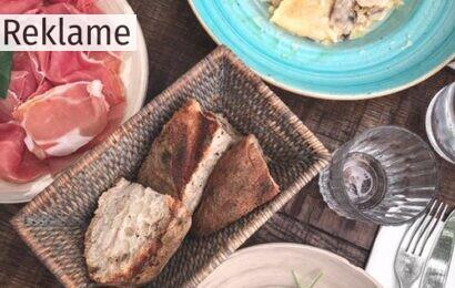 Sådan kan du nemt invitere dine familiemedlemmer på en sund middag