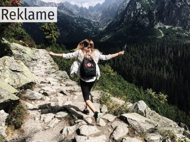 Hold en aktiv ferie – gode råd til outdoor turen